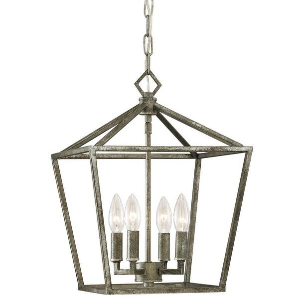 "Millennium Lighting 3234 Corona 4-Light 12"" Wide Taper Candle Chandelier - N/A"