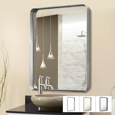 Carbon Loft Cornwell Metal Wall Mirror