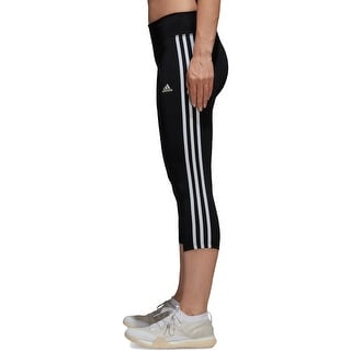 Link to Adidas Womens Designed2Move Athletic Leggings Fitness Yoga - Black/White Similar Items in Athletic Clothing