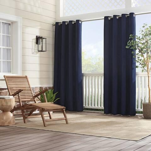 Sunbrella Canvas Solid Grommet Panel