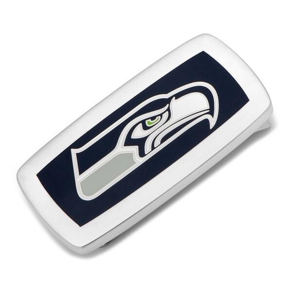 Seattle Seahawks Money Clip