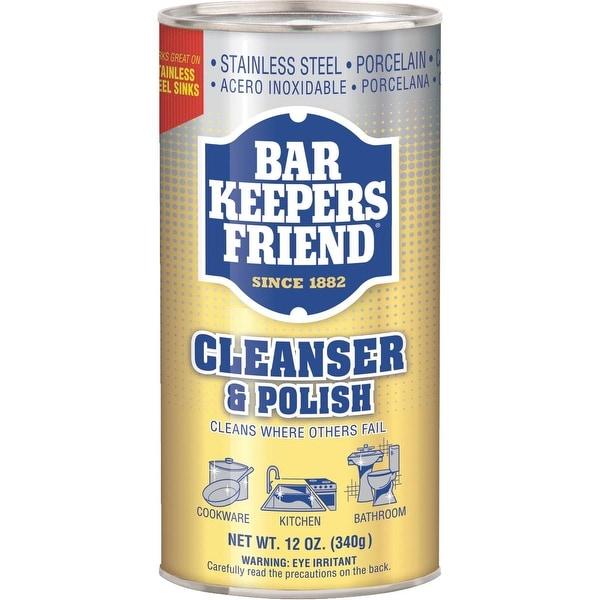 Bar Keepers Friend 12Oz Scouring Powder