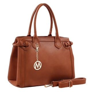 MKF Collection Skylar Satchel Tote Bag by Mia K. Farrow (5 options available)