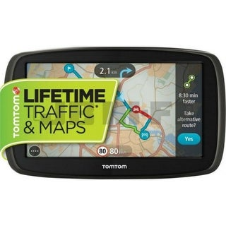 Refurbished TomTom Go 50 3D 5 Inch Automotive GPS