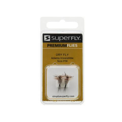 Superfly fly105514pus dry-adams-#14