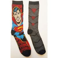 DC Comics Superman Logo Mens Socks, Cartoons | Comics by Hypnotic Hats