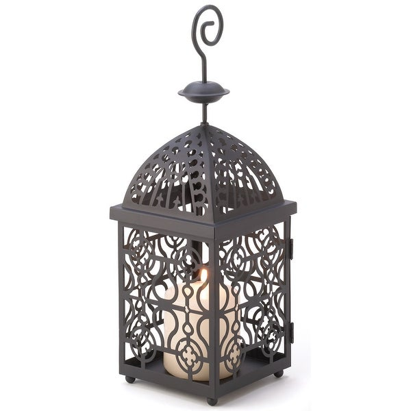 Moroccan Birdcage Candle Lantern