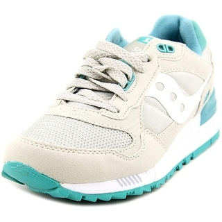 Saucony Shadow 5000 Women Round Toe Suede Tan Running Shoe