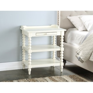 Link to Addison Retro Nightstand by Greyson Living Similar Items in Outdoor Decor
