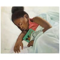 ''Little Sister'' by Sterling Brown African American Art Print (8.25 x 10.25 in.)