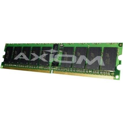 """""""Axion AX31600R11A/8G Axiom 8GB Single Rank Module - 8 GB - DDR3 SDRAM - 1600 MHz DDR3-1600/PC3-12800 - ECC - Registered -"""