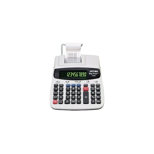 Victor Big Print Commercial Thermal Printing Calculator Thermal Printing Calculator