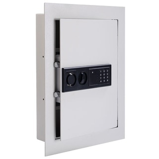 Digital Flat Recessed Wall Safe