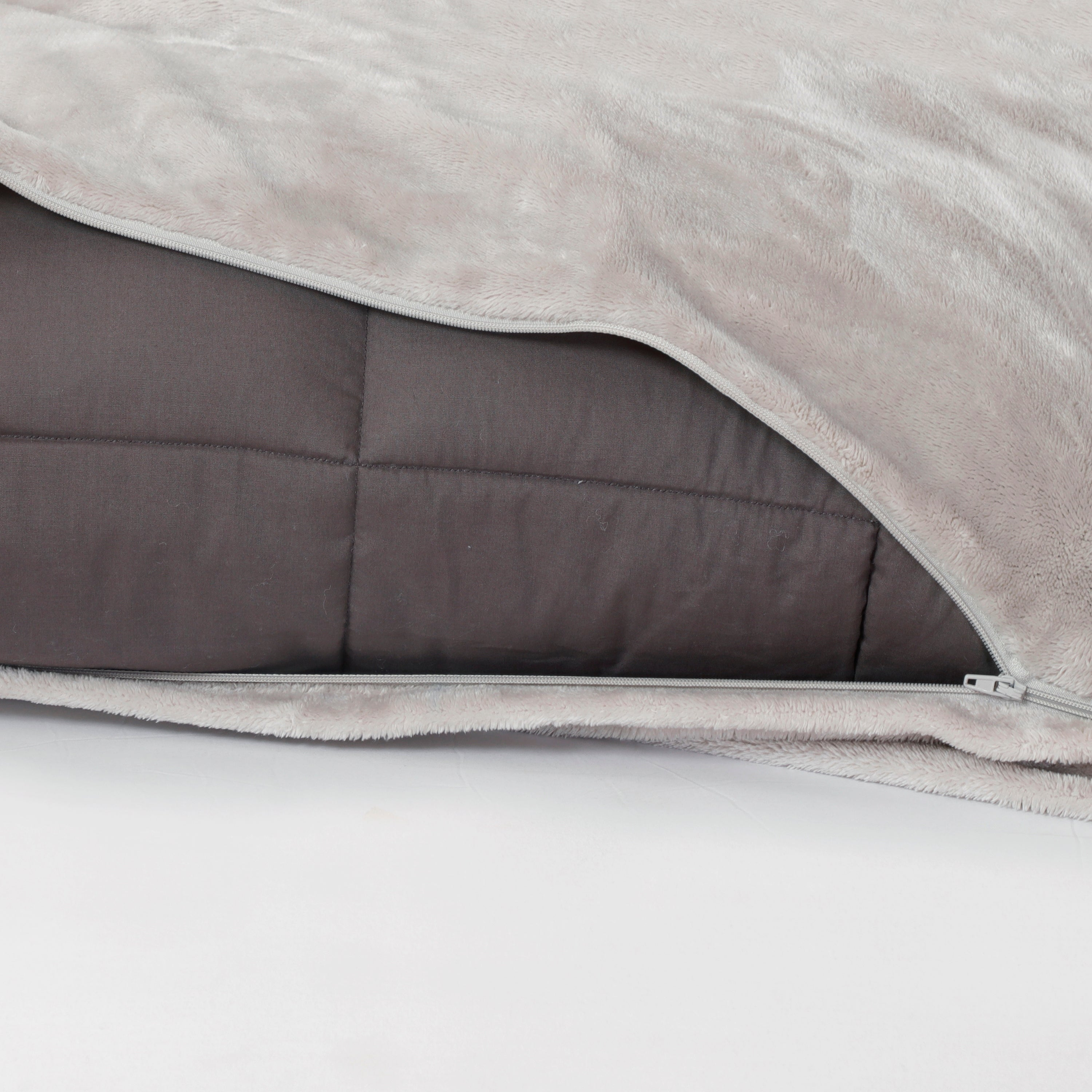 Dreamlab Acupressure 48x72 Weighted Blanket With Removable Cover Overstock 22732041