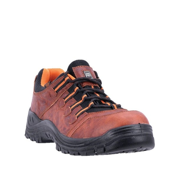 Dan Post Western Boots Mens Hiker Blue Ridge CT Oxblood