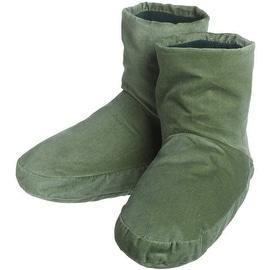 Pampered Sole Foot Cozys, Sage Velvet