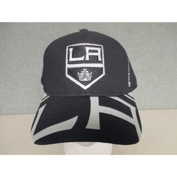 da1fa187dc9 Shop Los Angeles Kings Mens Size Xl 2Xl Reebok Cap Hat  26 - On Sale ...
