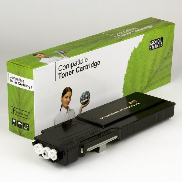 Value Brand replacement for Dell C3760N Black Toner (11,000 Yield)