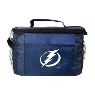NHL Tampa Bay Lightning 6 Can Cooler Bag
