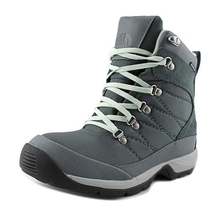The North Face Chilkat Nylon   Round Toe Canvas  Snow Boot