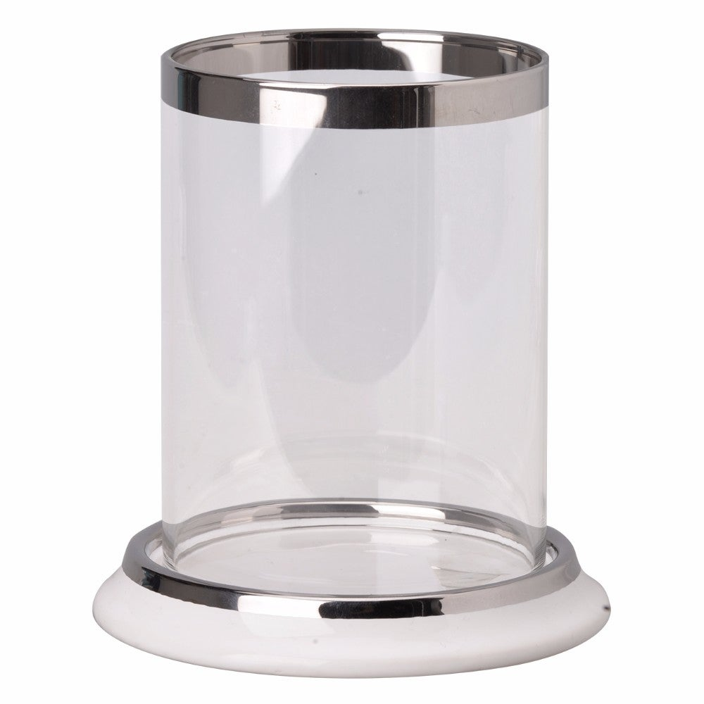 Notably Decorous Aiza Round Candle Holder