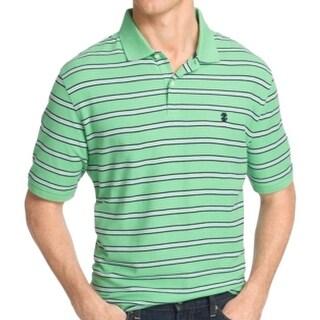 IZOD NEW Green Abisinthe Mens Size 2XL Polo Valmor Striped Shirt|https://ak1.ostkcdn.com/images/products/is/images/direct/786a0c3b09d215ce8e01f65f35d6cd84d2585ae4/IZOD-NEW-Green-Abisinthe-Mens-Size-2XL-Polo-Valmor-Striped-Shirt.jpg?_ostk_perf_=percv&impolicy=medium