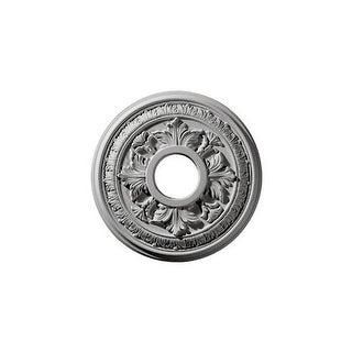 "Ekena Millwork CM15BA 15.375"" Wide Baltimore Ceiling Medallion"