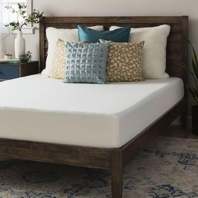 8 Inch Memory Foam Mattress By Crown Comfort