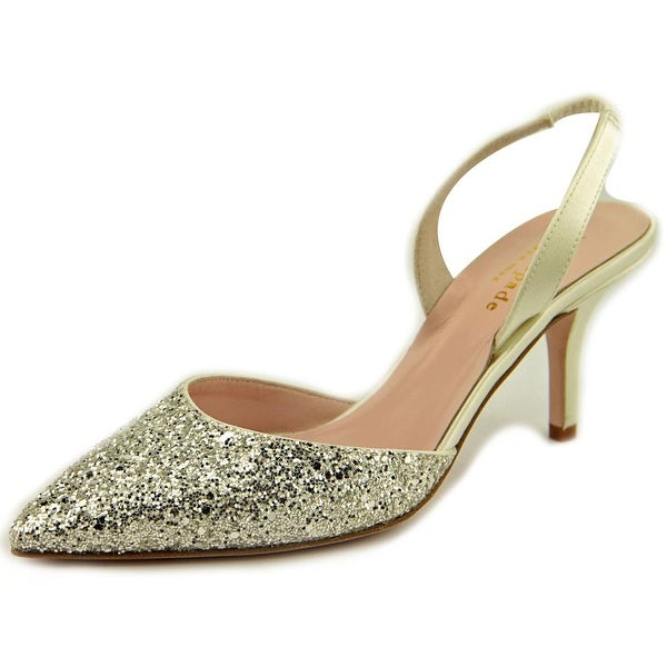 d23fee491 Shop Kate Spade Jeanette Women Pointed Toe Synthetic Slingback Heel ...