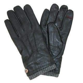Rawlings Lamb Leather Wool Blend Cuff Touch Screen Glove|https://ak1.ostkcdn.com/images/products/is/images/direct/786d1752f47c2300797bf7c5a9d9747c039f4403/Rawlings-Lamb-Leather-Wool-Blend-Cuff-Touch-Screen-Glove.jpg?impolicy=medium