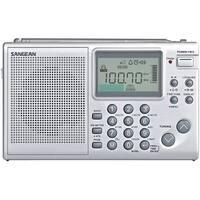 """Sangean ATS-405 Sangean ATS-405 Radio Tuner - 36 x FM, 36 x AM, 36 x SW PresetsLCD Display - Cable - Headphone - 4 x AA -"