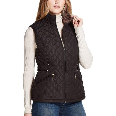 Weatherproof Ladies' Ultra Soft Cozy Lining Quilted Vest