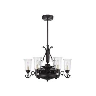 Savoy House 30-331-FD Easton 6 Light Fandelier