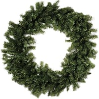 "Canadian Pine Wreath 36""-"