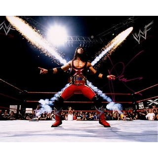 Mickie James Wwe Action 8x10 Photo Free Shipping On