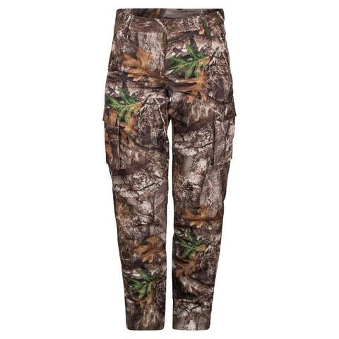 King's Camo Ladies Hunter Series Pants Realtree Edge