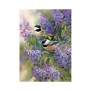 Outset Media Games OM58877 Chickadee Duo Puzzle Tray, 35 Piece