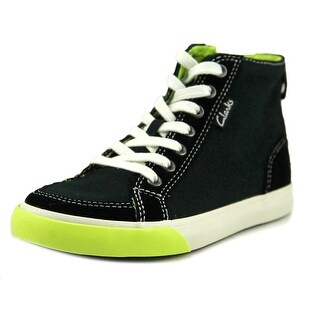 Clarks Club Pop W Canvas Fashion Sneakers