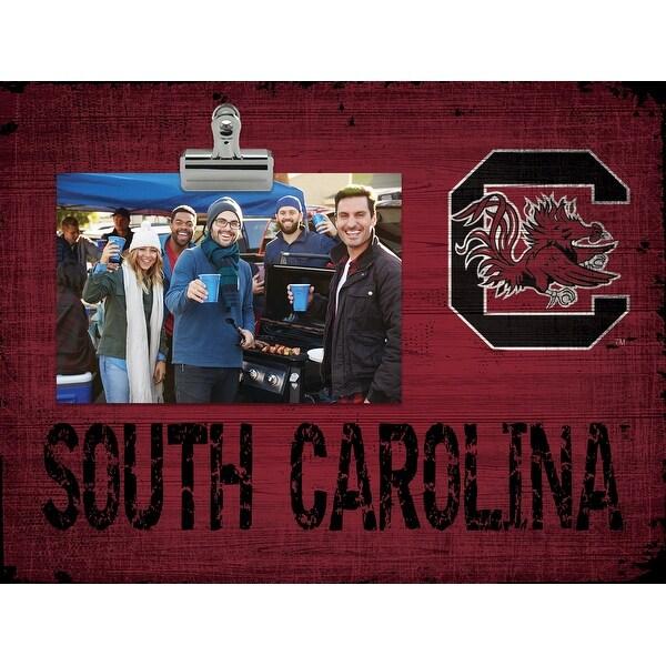 South Carolina Gamecocks Clip Frame