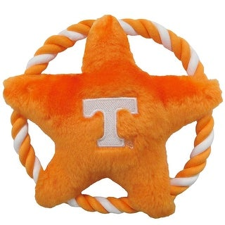 Collegiate Tennessee Pet Star Disk