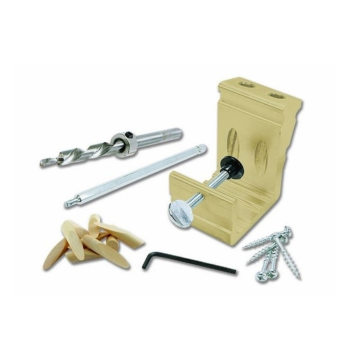 General Tools 850 E Z Pro Pocket Hole Jig Kit