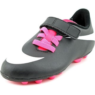 Nike Bravata FG Round Toe Synthetic Cleats