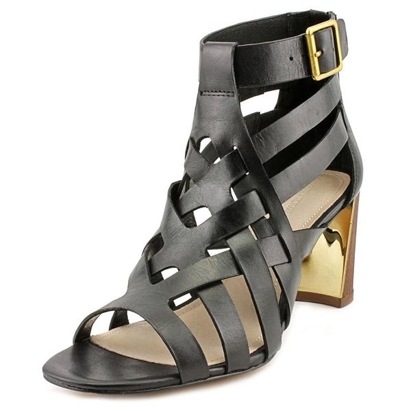Pour La Victoire Pandora Leather Sandals