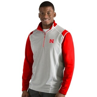 University of Nebraska Men's Automatic Half Zip Pullover