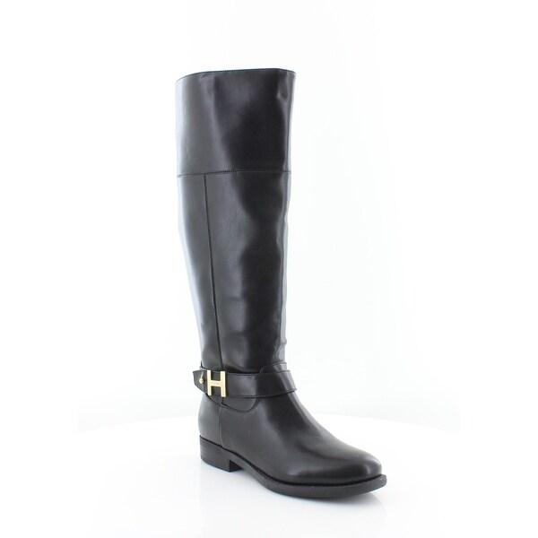 Tommy Hilfiger Shaha Women's Boots Black - 6