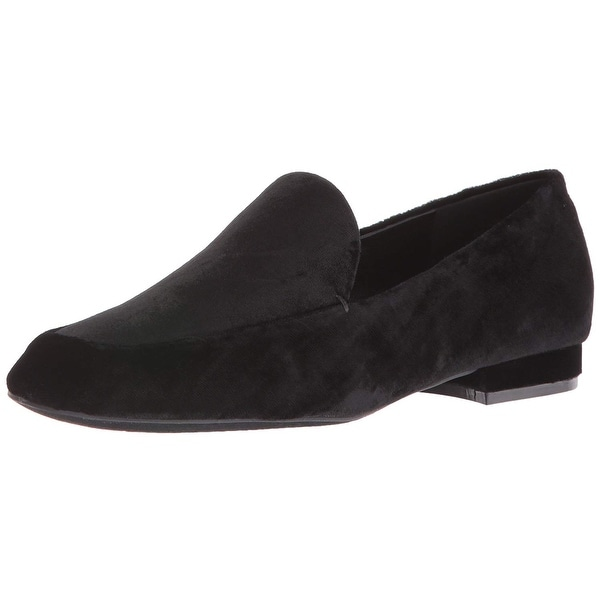 Nine West Womens Xalan Square Toe Loafers