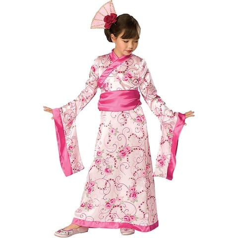 Rubies Asian Princess Toddler/Child Costume