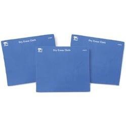 Blue -Whiteboard Cloth