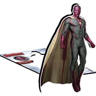 Avengers 2 Vision Desktop Standee