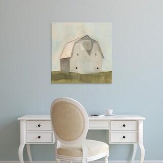 Easy Art Prints Emma Scarvey's 'Serene Barn II' Premium Canvas Art